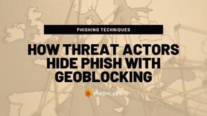 Blocking techniques geoblocking by ip