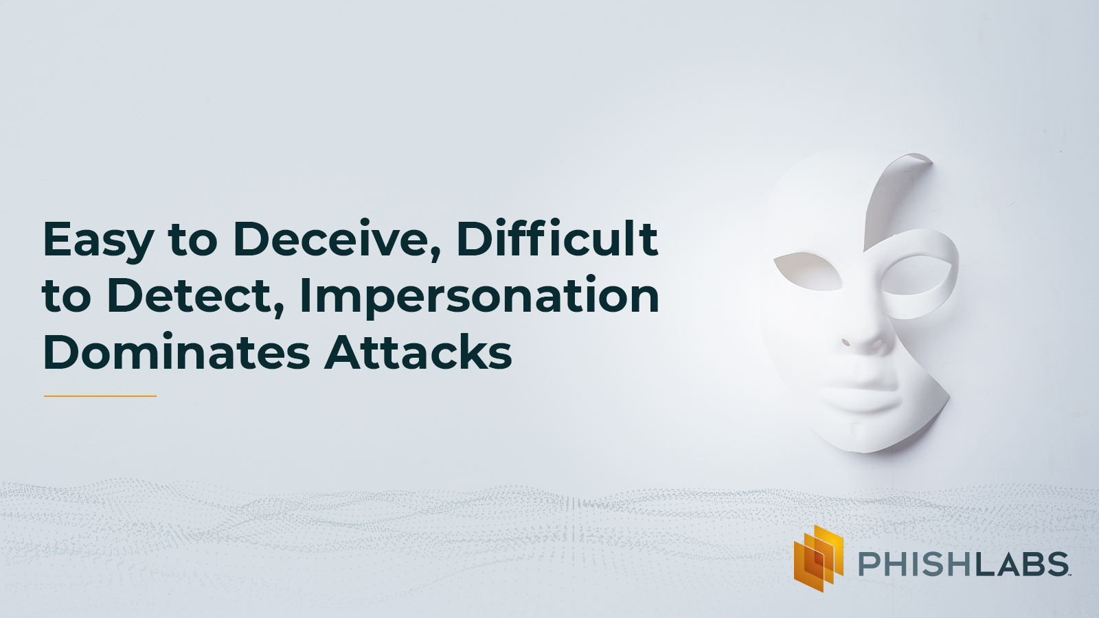 Easy to Deceive, Difficult to Detect, Impersonation Dominates Attacks