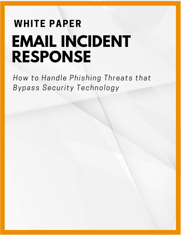 Email Incident Response White paper