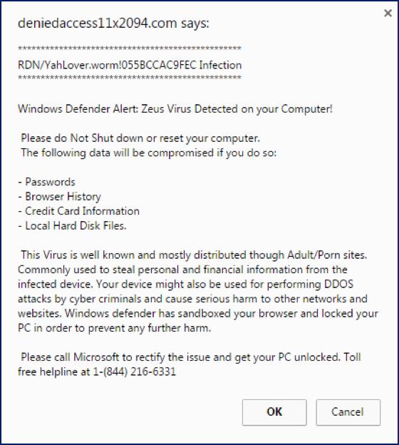Fake windows messenger alert.png