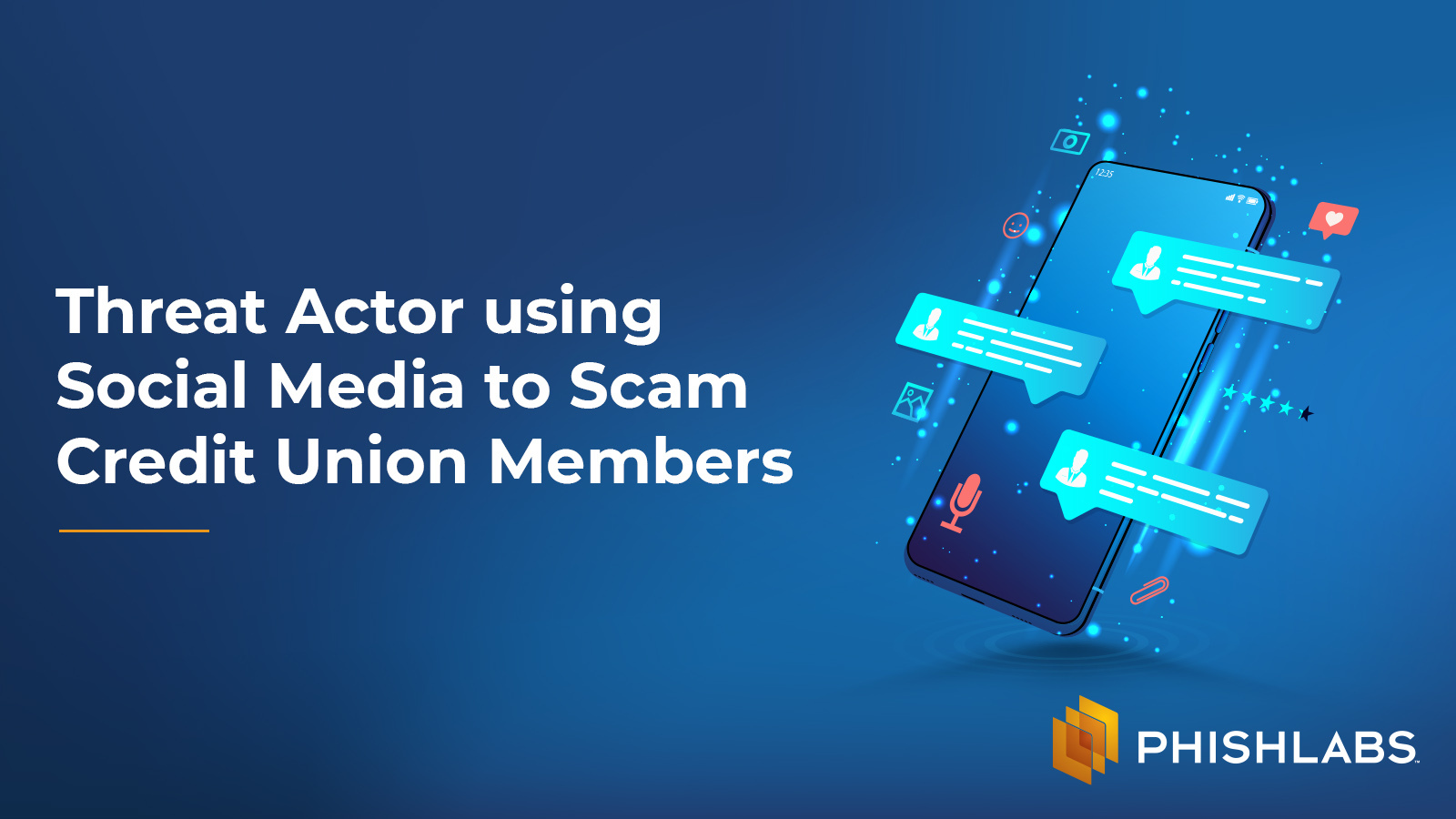 Threat Actor using Social Media to Scam Credit Union Members