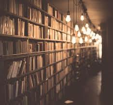 Silent Librarian Sepia